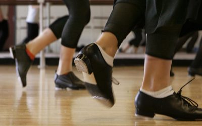 """Tap Dance"" from the history"
